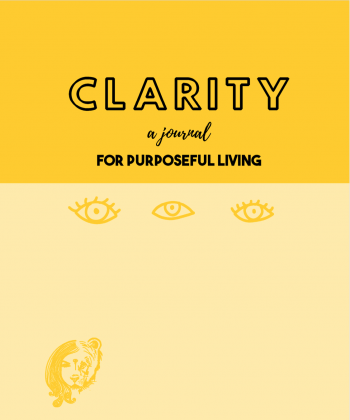 New Release: Clarity Journal